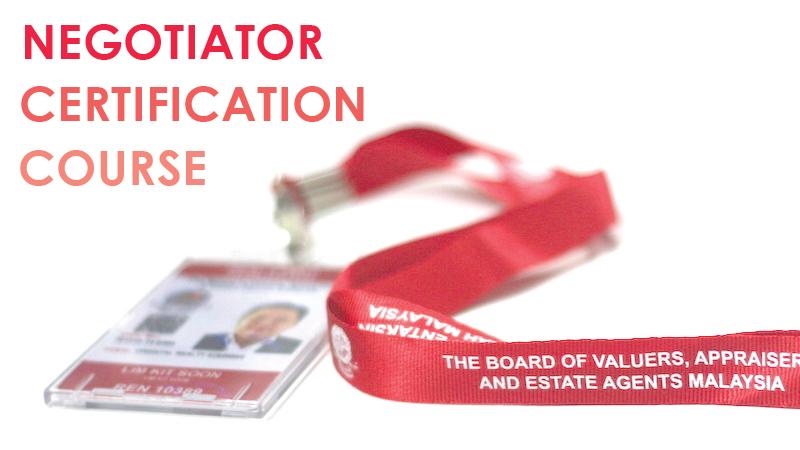 Negotiator Certification Course